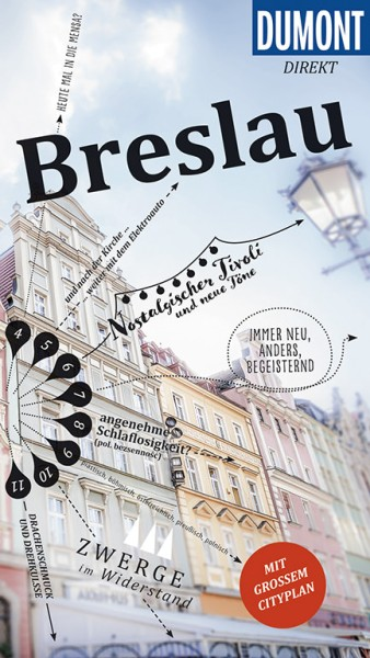 Breslau Reiseführer - Dumont DIREKT