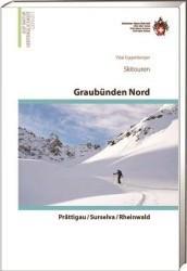 Skitouren Graubünden Nord, SAC Skitourenführer
