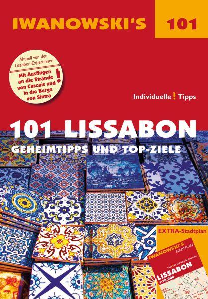 Iwanowski 101 Geheimtipps und Topziele Lissabon
