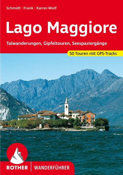Lago Maggiore Wanderführer, Rother