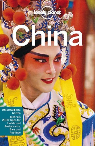 China von Damian Harper - Lonely Planet Reiseführer für Backpacker
