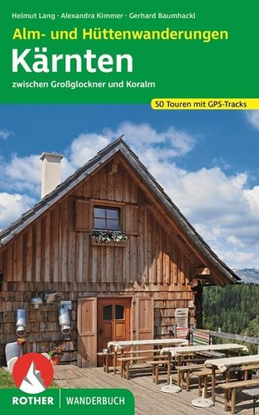 Alm- und Hüttenwanderungen in Kärnten, Rother