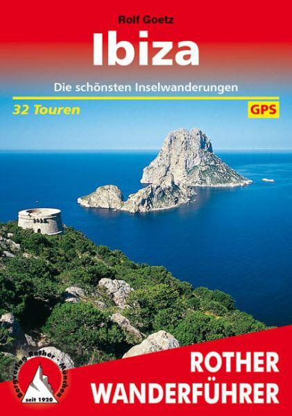 Ibiza Wanderführer, Rother