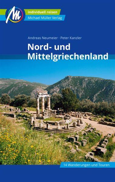 Nord- und Mittelgriechenland Reiseführer, Michael Müller