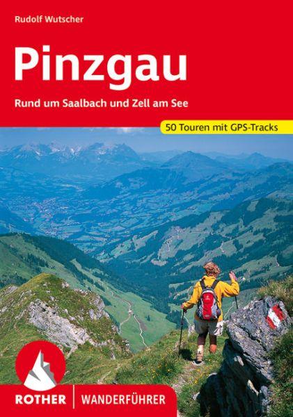 Pinzgau Wanderführer, Rother