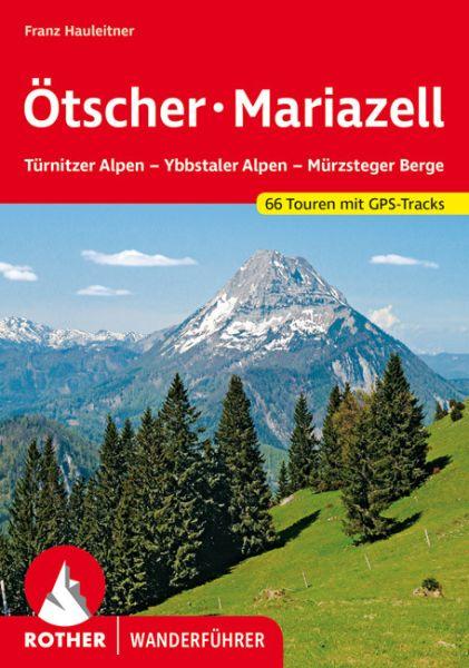 Ötscher Wanderführer, Rother