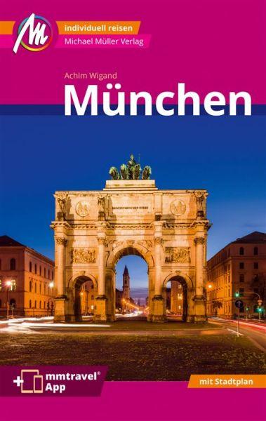 München Reiseführer, Michael Müller