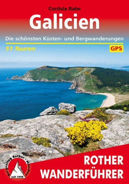 Galicien Wanderführer, Rother Bergverlag