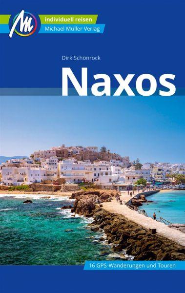 Naxos Reiseführer, Michael Müller