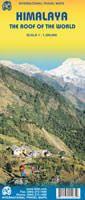 Himalaya Landkarte 1:1.300.000, ITM