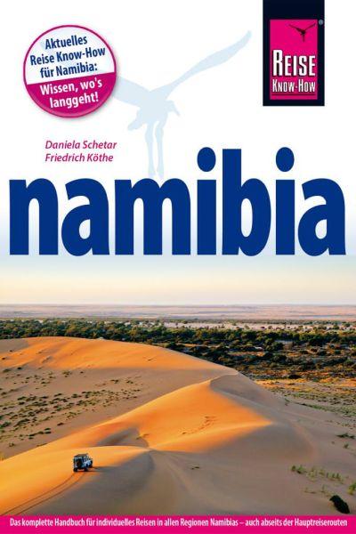 Namibia Reiseführer von Reise Know How