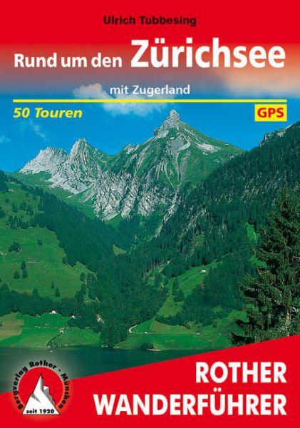 Zürichsee Wanderführer, Rother