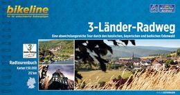 3 Länder Rad & Bike Arena, Bikeline Radwanderführer mit Karte, Esterbauer
