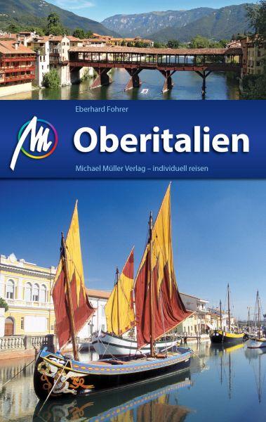 Oberitalien Reiseführer, Michael Müller