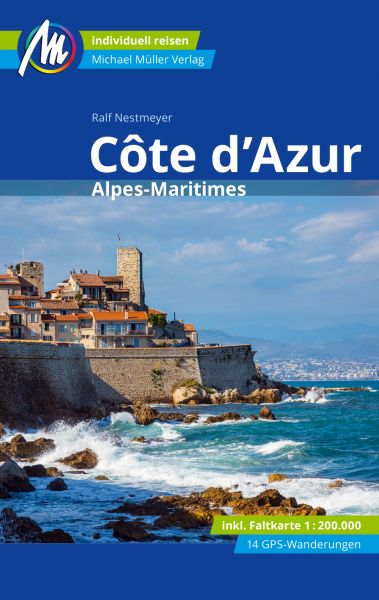 Cote d'Azur Reiseführer, Michael Müller