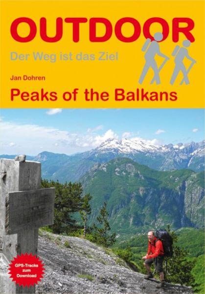 Peaks of Balkans Wanderführer, Conrad Stein