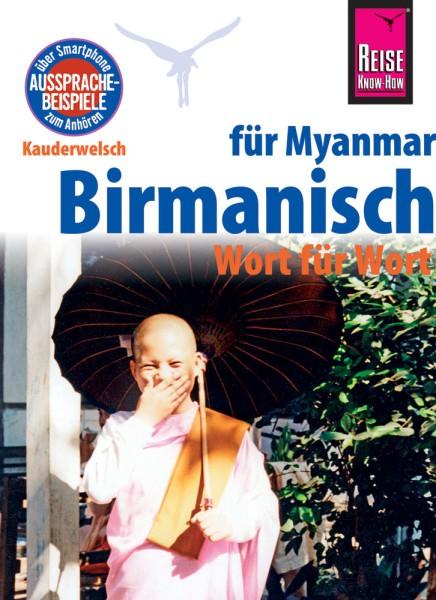 Reise Know How Kauderwelsch Birmanesisch, Sprachführer
