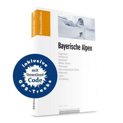 Bayerische Alpen Skitourenführer - Panico Alpinverlag