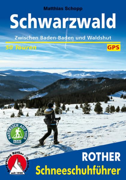 Schwarzwald Schneeschuhführer, Rother
