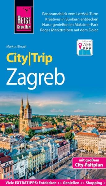 Zagreb CityTrip Reiseführer – Reise Know-How