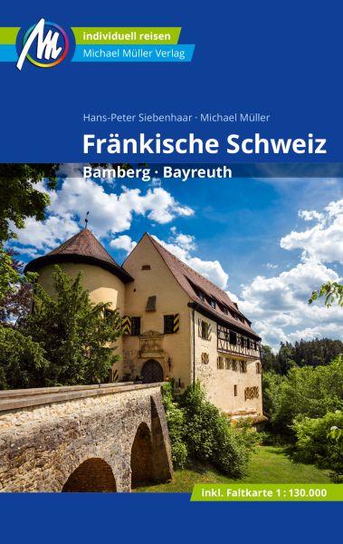 Fränkische Schweiz Reiseführer, Michael Müller