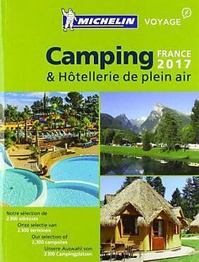 Campingführer Frankreich Michelin