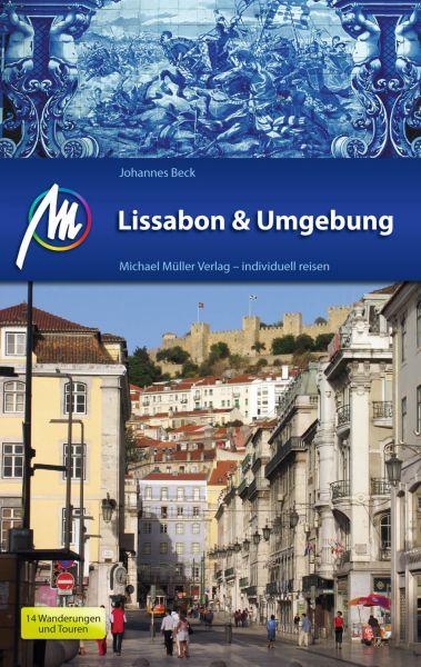 Lissabon & Umgebung Reiseführer, Michael Müller