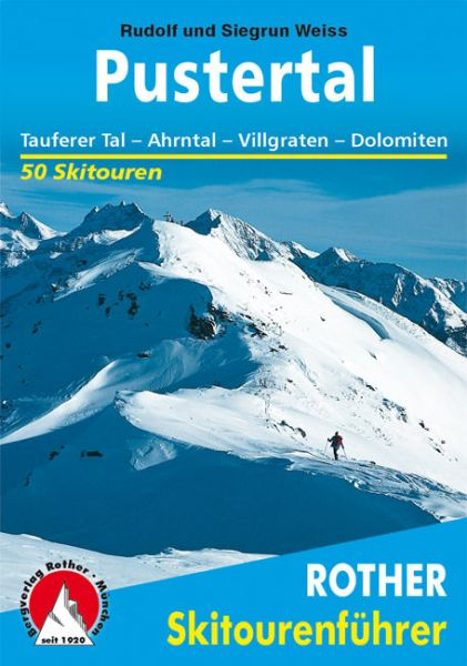 Pustertal Rother Skitourenführer