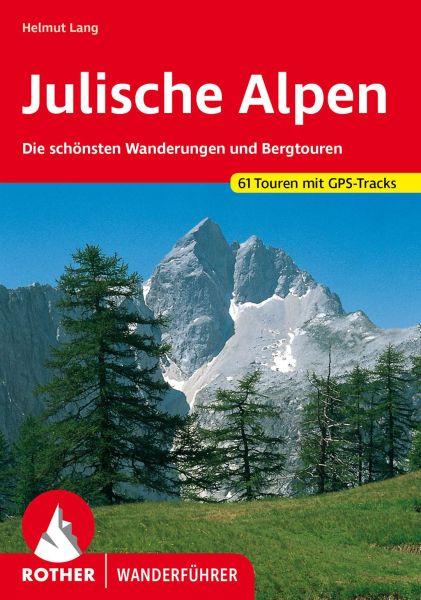 Julische Alpen Wanderführer, Rother