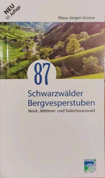 89 Schwarzwälder Bergvesperstuben