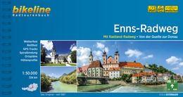 Enns-Radweg, Bikeline, Esterbauer