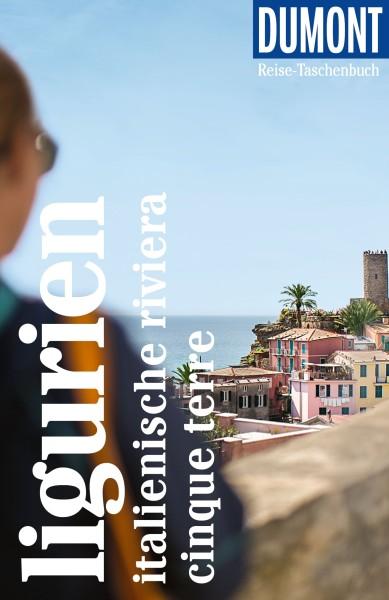 Ligurien Reiseführer von G. Henke & C. Hennig, Dumont Reise-Taschenbuch