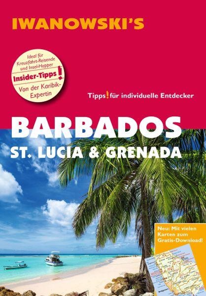 Iwanowski Reiseführer Barbados, St. Lucia & Grenada
