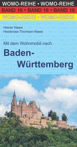 Mit dem Wohnmobil nach Baden-Württemberg vom Womo-Verlag