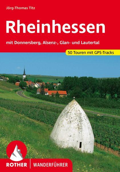 Rheinhessen Wanderführer, Rother