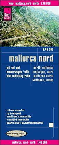 Mallorca Nord Landkarte 1:40.000, Reise Know-How
