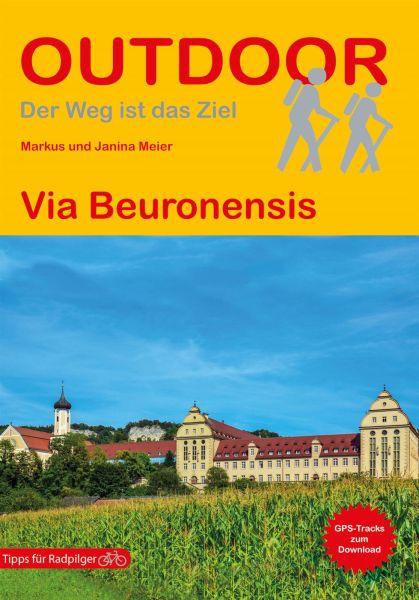 Via Beuronensis von Markus und Janina Meier, Conrad Stein Verlag