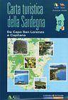Sardinien Wanderkarte: Abies Blatt 12, Da Capo San Lorenzo a Capitana 1:60.000