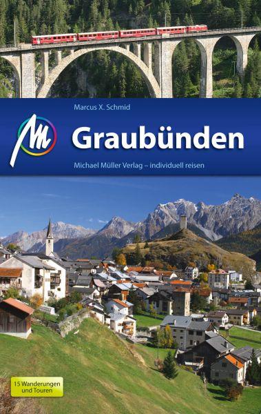Graubünden Reiseführer, Michael Müller