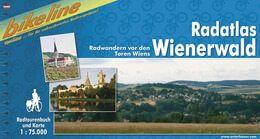 Wienerwald, Bikeline Radwanderführer mit Karte, Esterbauer