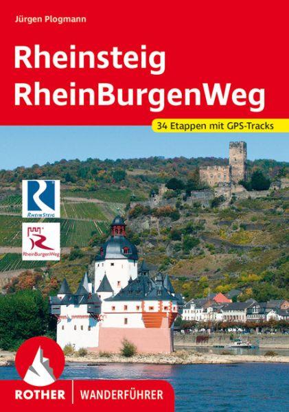 Rheinsteig Wanderführer, Rother