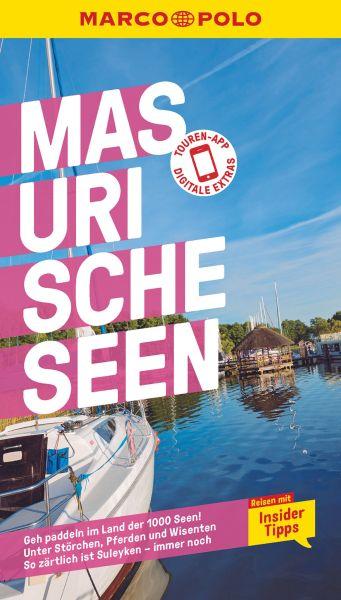 Masurische Seen Reiseführer, Marco Polo
