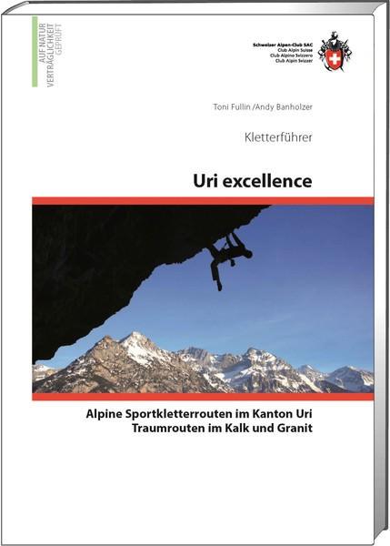 Kletterführer Uri excellence - SAC