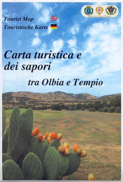 Sardinien Wanderkarte: Edizioni Abies: Olbia e Tempio 1:60.000