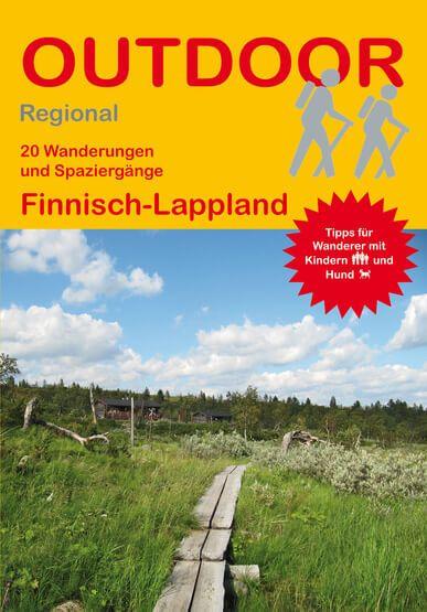 Finnisch-Lappland Wanderführer, Conrad Stein