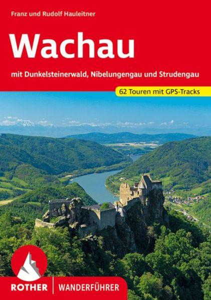 Wachau Wanderführer, Rother