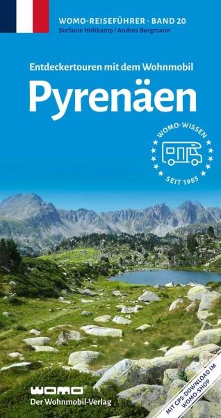 Mit dem Wohnmobil in die Pyrenäen vom Womo-Verlag