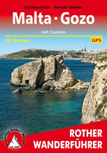 Malta & Gozo Wanderführer - mit Camino, Rother