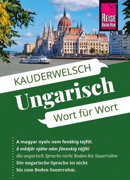Reise Know How Kauderwelsch Ungarisch, Sprachführer