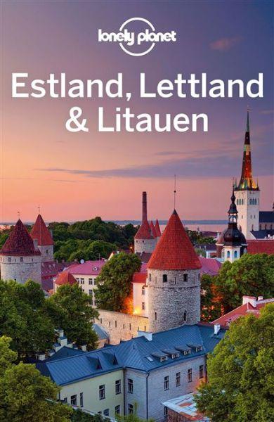 Estland, Lettland, Litauen von Brandon Presser - Lonely Planet Reiseführer für Backpacker
